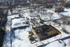 Около 40% стройплощадок Москвы не готовы к морозам
